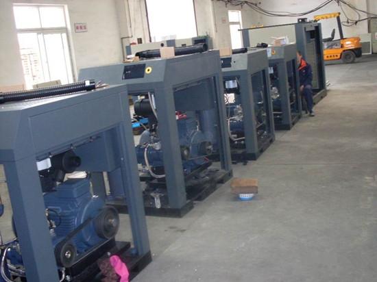 空气压缩机是工业现代化的基础